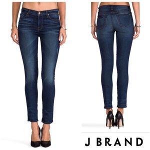 J Brand Capri Heart Breaker Size 27